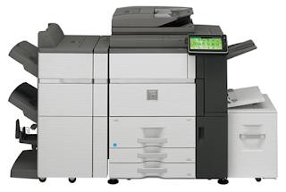 Sharp MX-6240N Printer Drivers Download