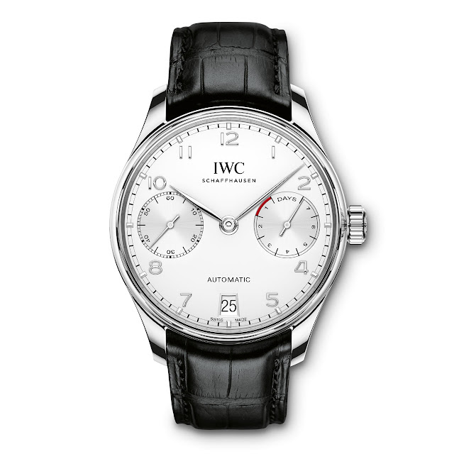 IWC Portugieser Automatic in stainless steel ref. IW500712