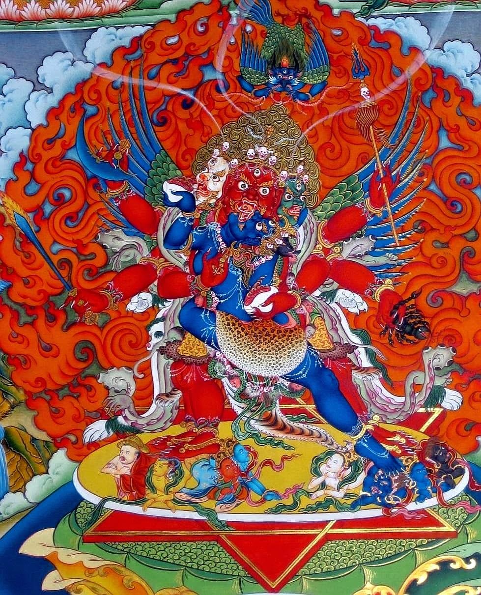 Miroir du dharma venue de sung trul rimpoche incarnation for Miroir du dharma