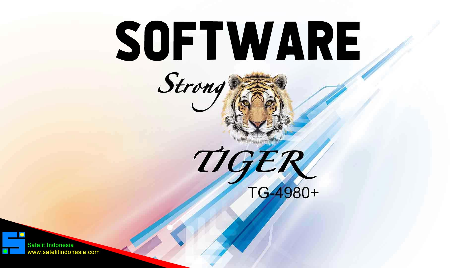 Download Firmware Strong Tiger TG-4980+ Plus HD Update Software Receiver