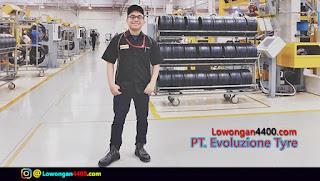 Lowongan Kerja PT. Evoluzione Tyre Subang Januari 2018