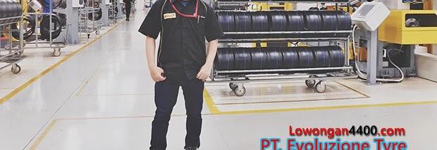 Lowongan Kerja PT. Evoluzione Tyre Subang Agustus 2020