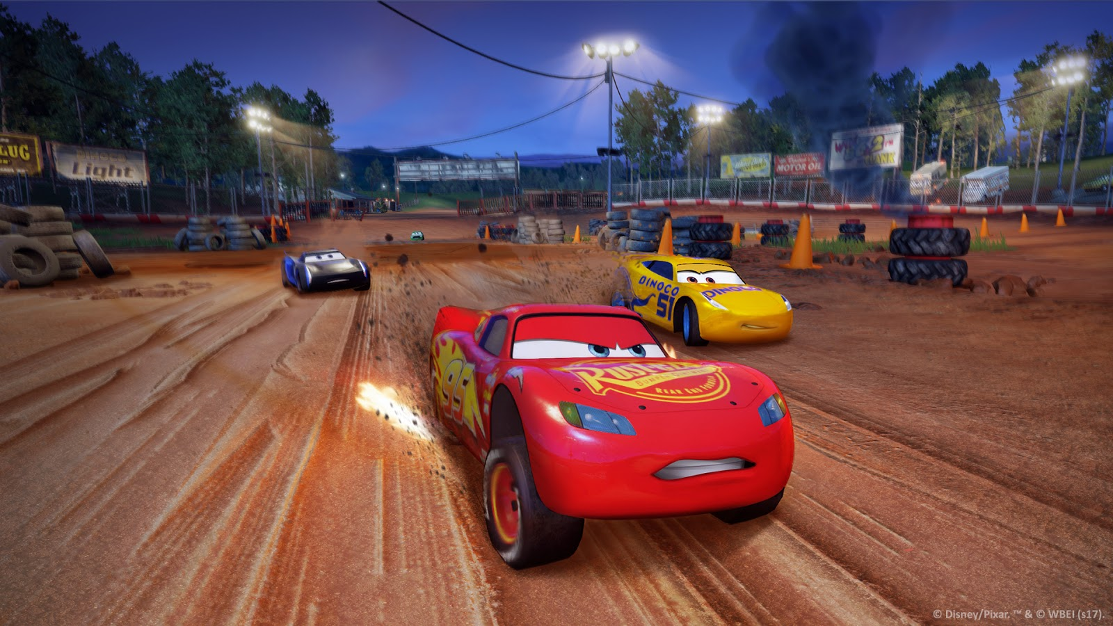Cars 3 Driven To Win The Tech Revolutionist
