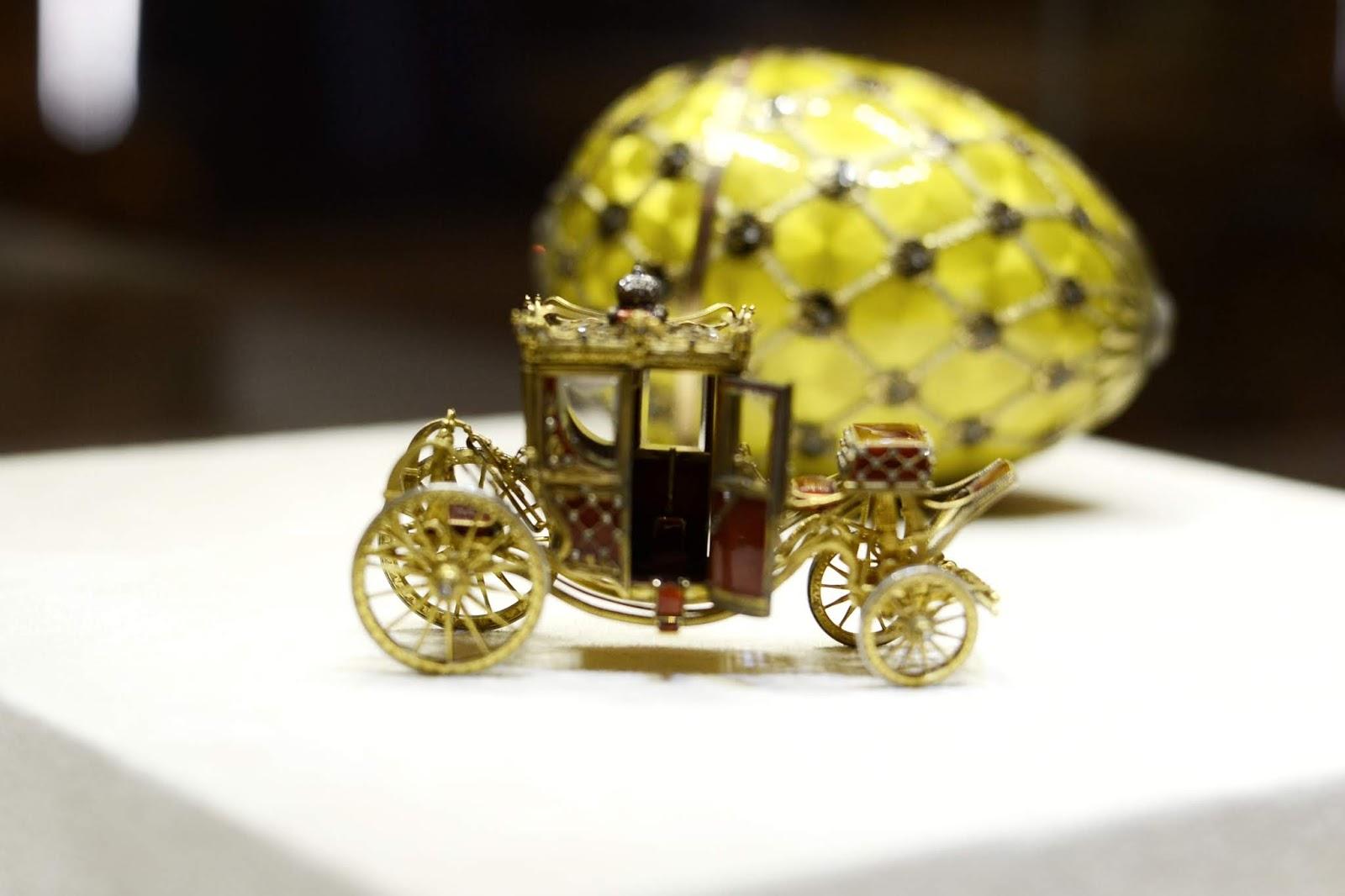 Faberge, jaja Faberge
