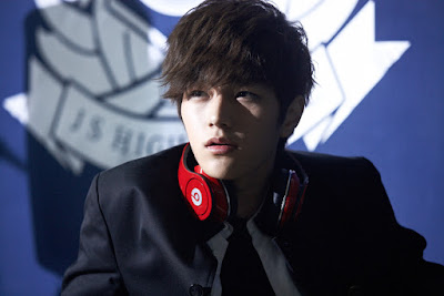 My Lovely Girl Kim Myung-soo (L)