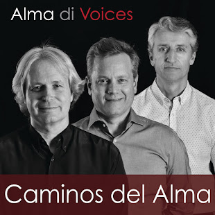 Nuestro disco Caminos del Alma ya disponible en digital