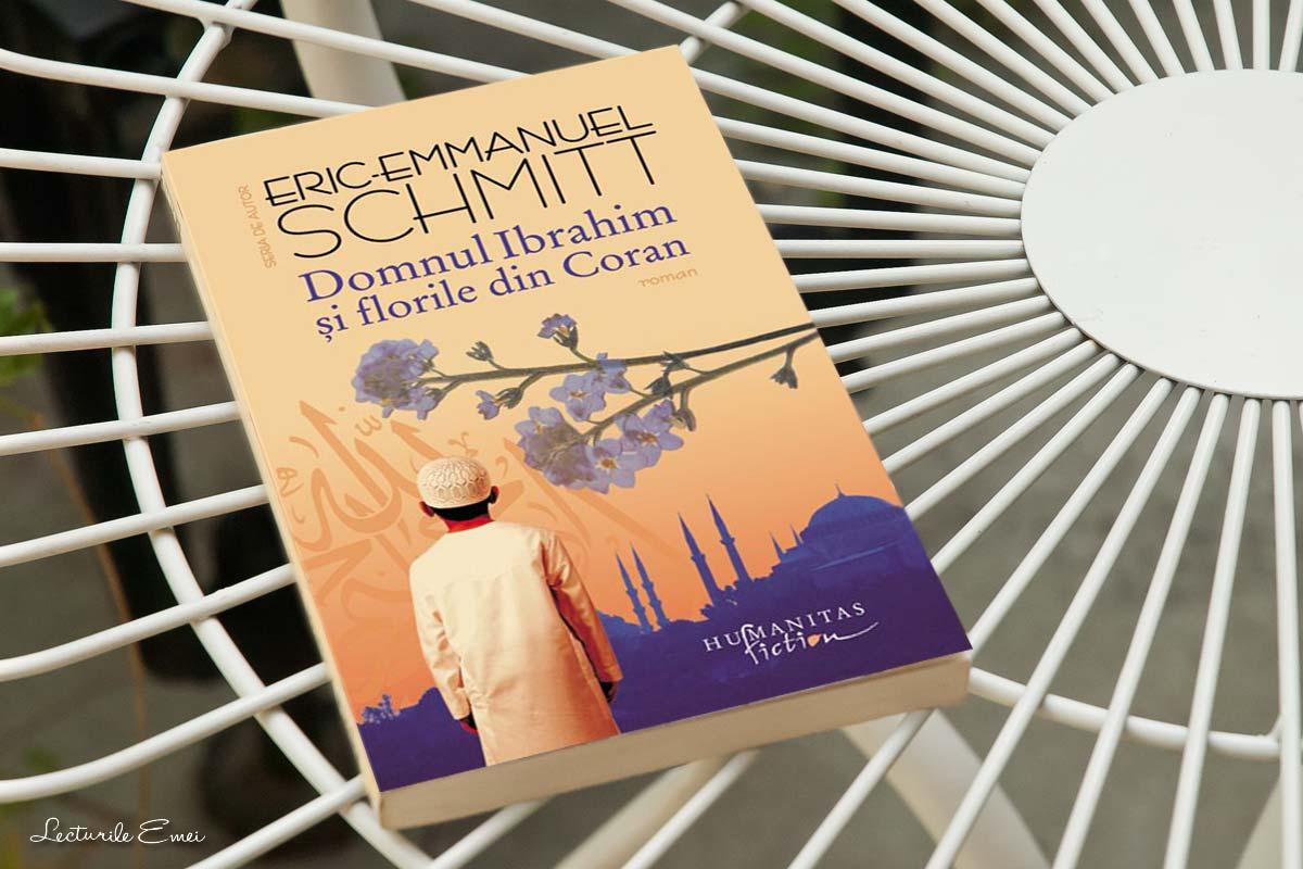 recenzie carte Domnul Ibrahim și florile din Coran de Eric-Emmanuel Schmitt