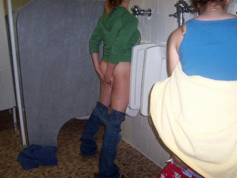 That girls caught peeing panties agree