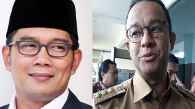 Ridwan Kamil Ungkap Alasan Dirinya Tak Diperiksa Bawaslu seperti Anies Baswedan