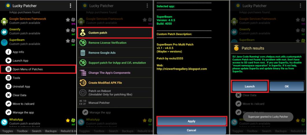 Lucky patcher скачать 5.4.9