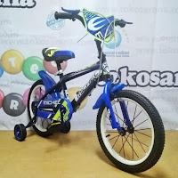 16 michel magnum bmx sepeda anak