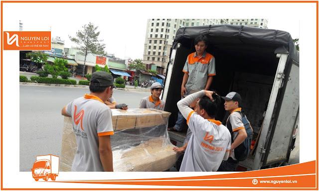 cho thuê xe tải huyện Bình Chánh