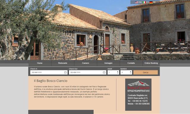 Hotel Webseite - Webdesign