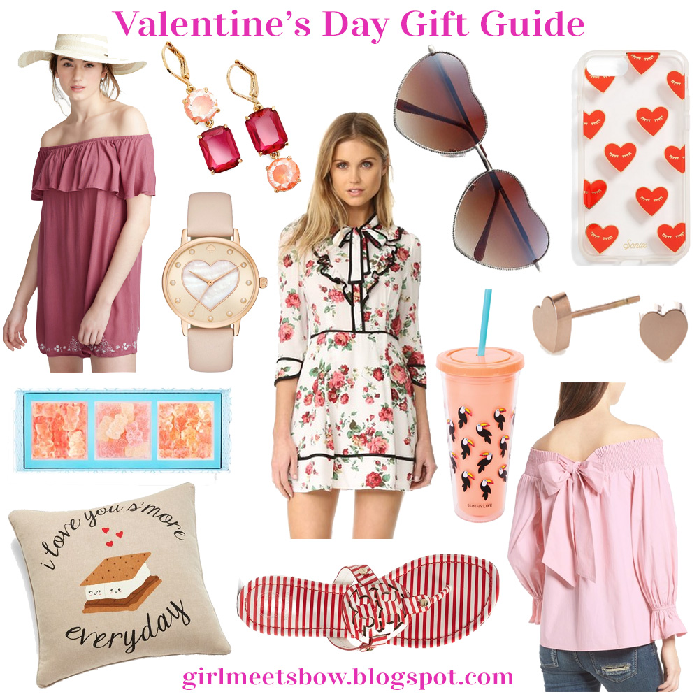Valentine's Style + Gifts
