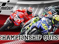 Download Game MOTOGP RACE CHAMPIONSHIP QUEST v1.8 Apk Mod Android (Full Race)