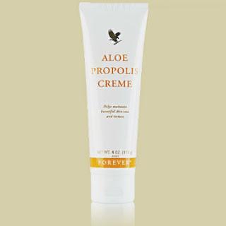 Крем с алое и прополис /Aloe Propolis Creme/