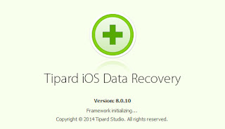 Tipard iOS Data Recovery 8.1.22 Multilingual
