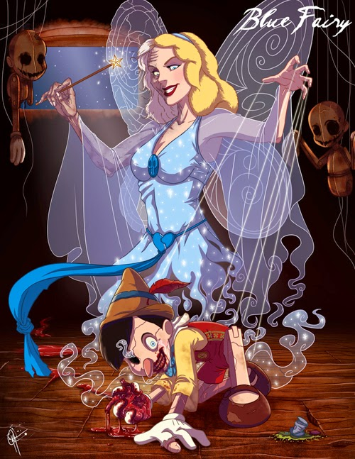 twisted_princesses-princesas disney-princesas disney version oscura-fanart disney-
