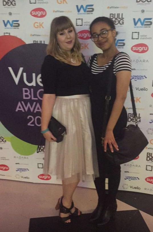 Formidable Joy | Formidable Joy Blog | Vuelio | Vuelio Blog Awards | Blog Event