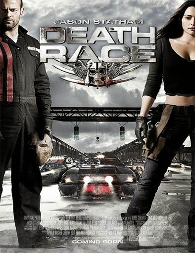 Ver Death Race: La carrera de la muerte (2008) Online