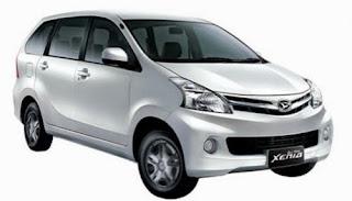 Sewa mobil Xenia murah di Malang dengan Sopir