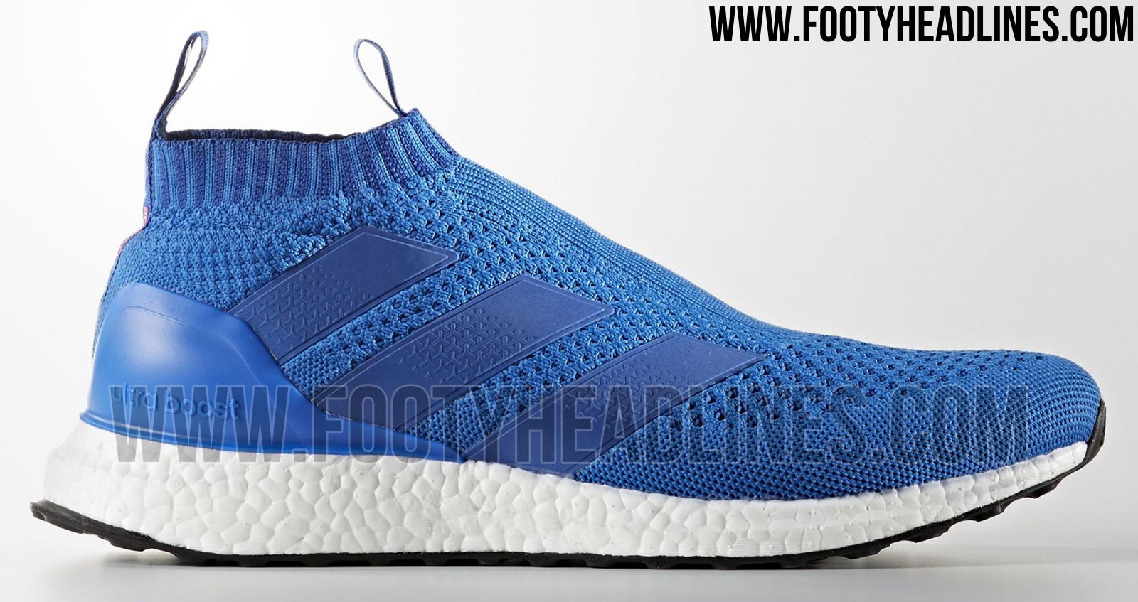 blue blast adidas ace 16 purecontrol ultra boost revealed. Black Bedroom Furniture Sets. Home Design Ideas