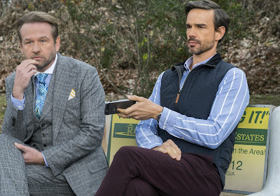 Insatiable Series Dallas Roberts Christopher Gorham Image 1