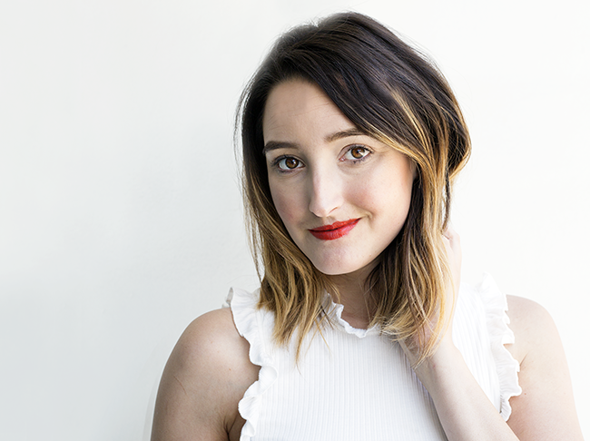 Easy Summer Makeup Look with Coral Lip