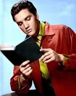 Resultado de imagem para Elvis Presley cantando na igreja