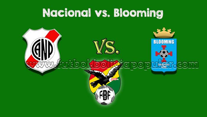 Nacional vs. Blooming - Torneo Clausura 2018
