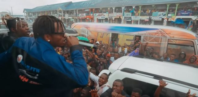 Diamond Platnumz - Arrived in Mbeya