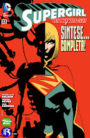 Os Novos 52! Supergirl #22