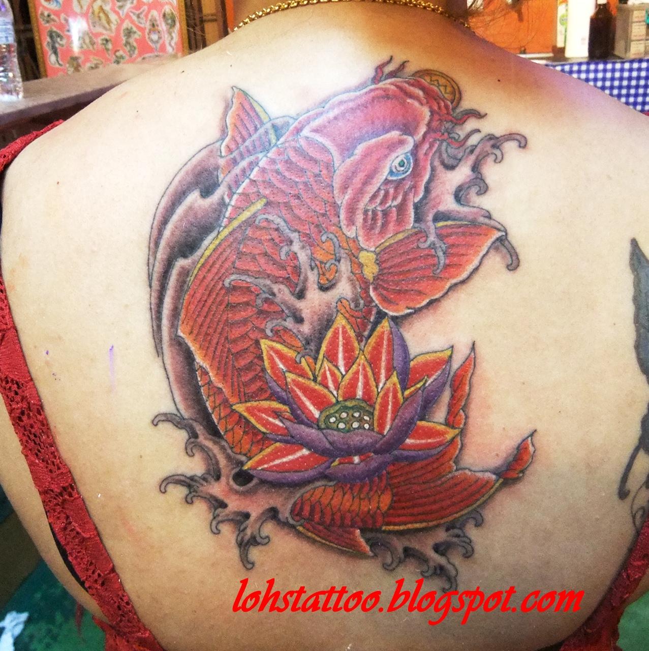 Loh\'s Tattoo Studio: 2017
