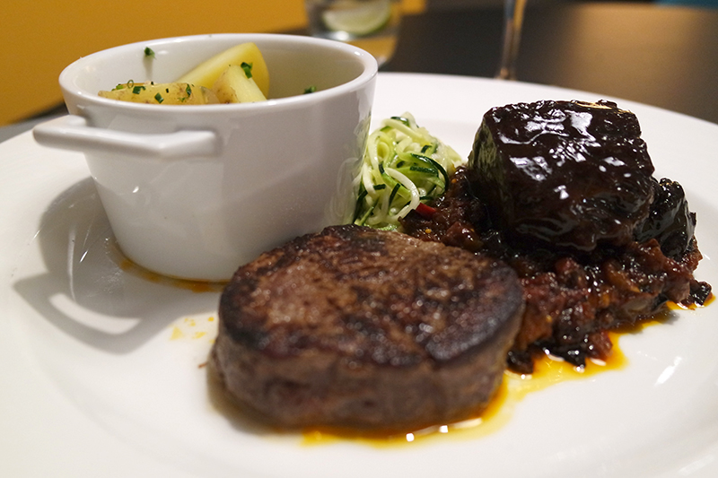 Pier Eight Lowry Manchester Beef Fillet