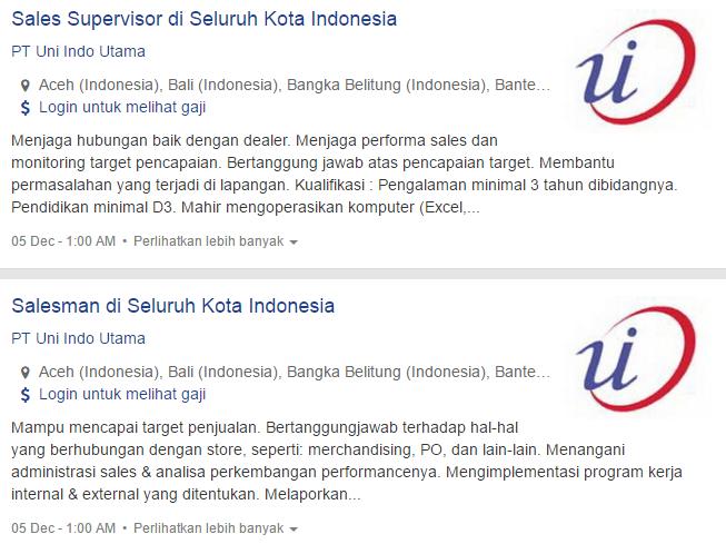 Lowongan Kerja Kabupaten Padang Pariaman Terbaru 2019