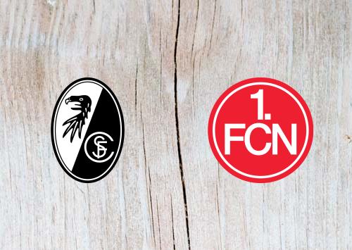 Freiburg vs Nuernberg - Highlights 18 May 2019