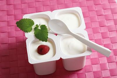 Giảm cân hiệu quả bằng sữa chua
