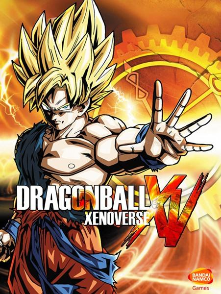 Dragon Ball Xenoverse - Español PC FULL Portada
