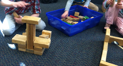 building with blocks (Brick by Brick)