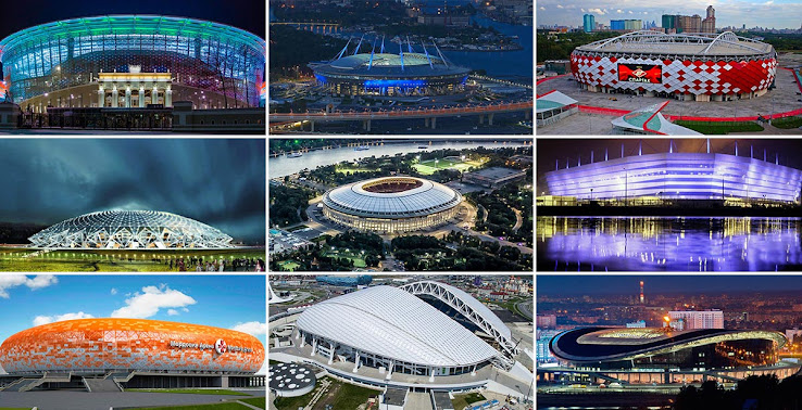 OVERVIEW  All 12 Russia 2018 World Cup Stadiums - Footy Headlines e775e4c5e