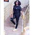Actress Funke Akindele Bello Flaunts Her Post-Baby Body 2-Month After Giving Birth