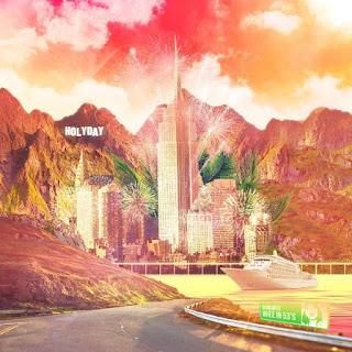 Lirik Lagu Jung Minhyuk - HOLY-DAY (Feat. Whee In of Mamamoo) Lyrics