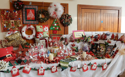 Christmas Fete at St Mary's