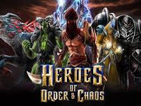 Heroes of Order & Chaos Apk + Mod (Unlimited Coins) v3.2.2b