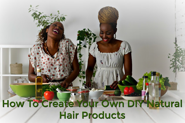 DIY Natural Hair