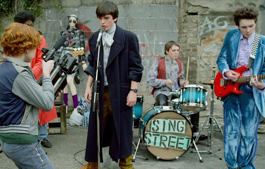 Sing Street Review Film