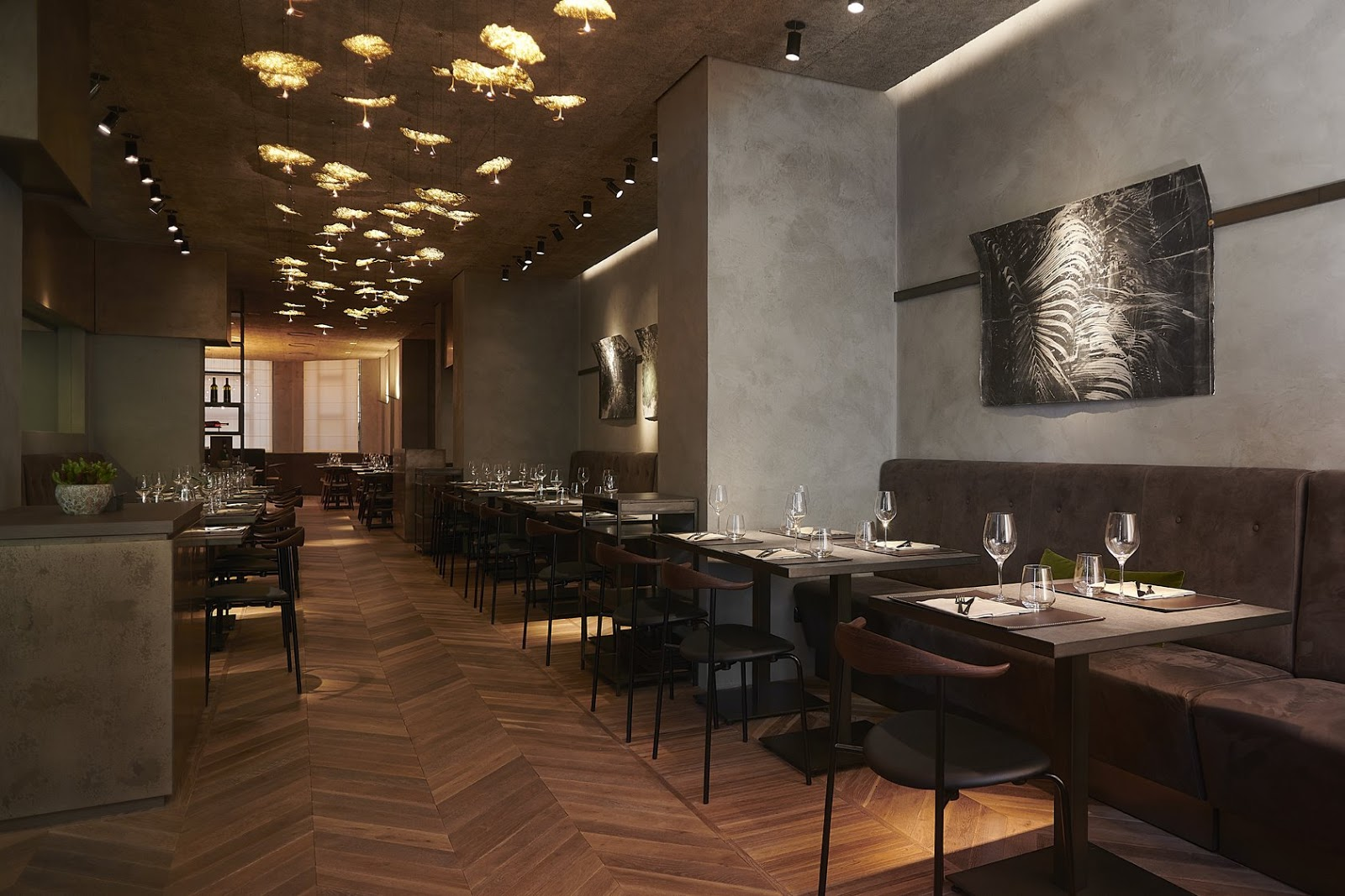 Style legends ristoranti di design e cucina d 39 autore for Ristoranti di design