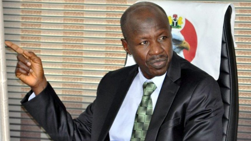 Magu in trouble