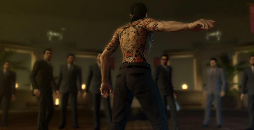 Yakuza 0 PC Full