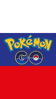 Wallpaper Pokemon GO flag Russia for Android phone and iPhone Free